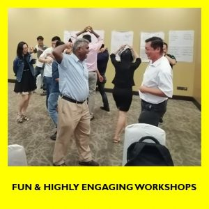 Fun and engaging learning workshops