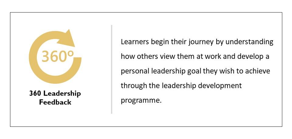 360 Leadership Feedback